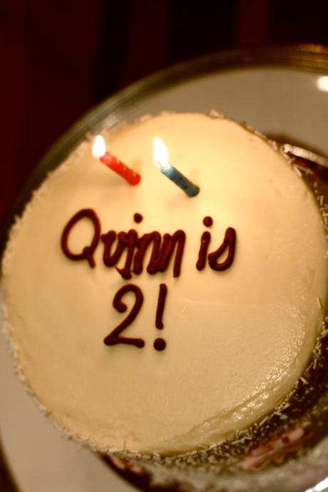 Q's cake
